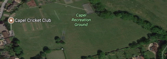 Image of the Capel Rec – Main Grounds event area